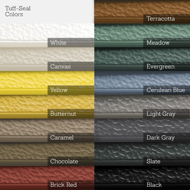 Tuff Seal Hidden Interlock Vinyl Floor Tile, Floor tile colors