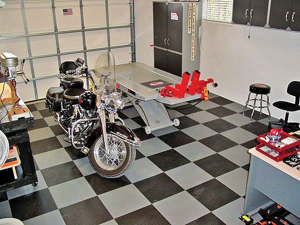 Tuff Seal Garage Floor Tiles Tile Design Ideas
