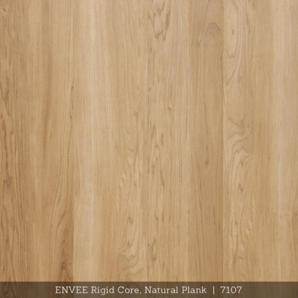 ENVEE Rigid Core, Natural Plank