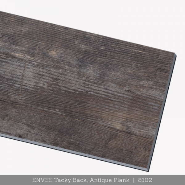 Envee Tacky Back, Antique Plank
