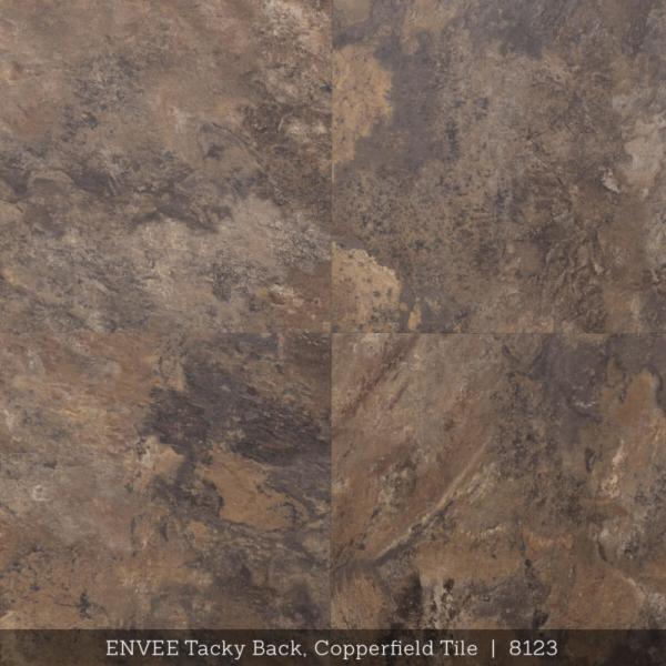 Envee Tacky Back, Copperfield Tile