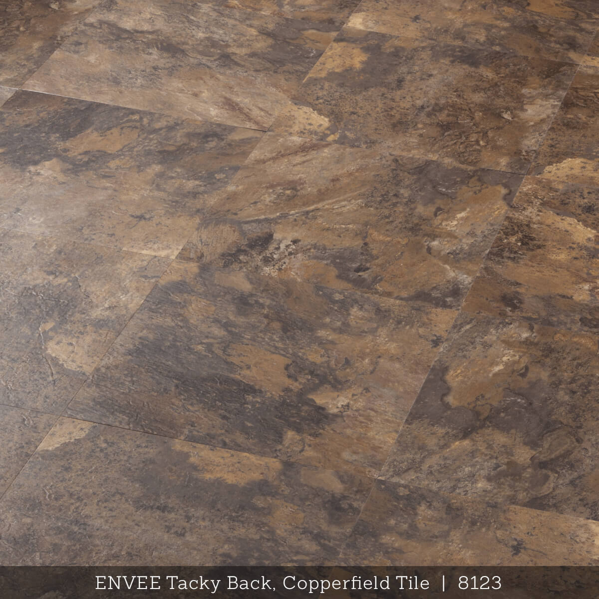 Envee Tacky Back, Copperfield Tile