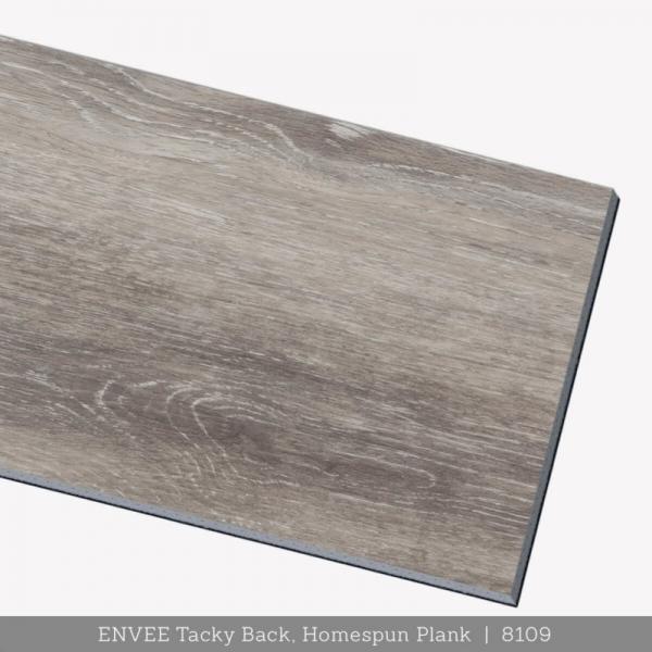 Envee Tacky Back, Homespun Plank