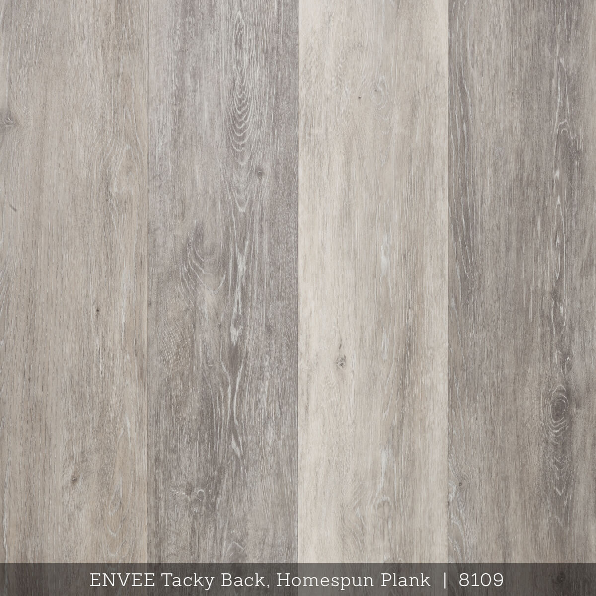 Envee Tacky Back, Homespun Plank
