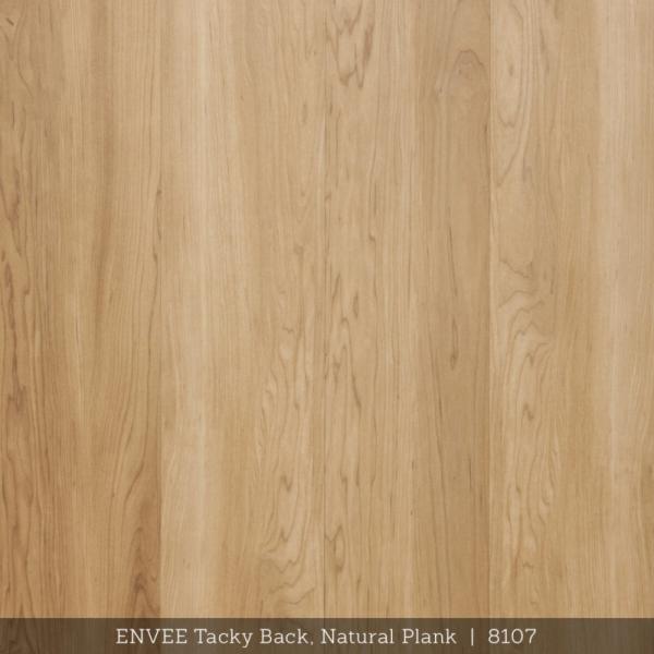 Envee Tacky Back, Natural Plank