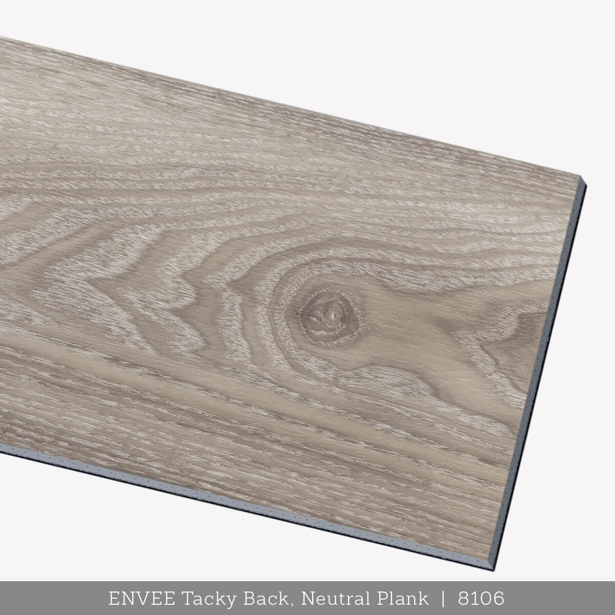 Envee Tacky Back, Neutral Plank