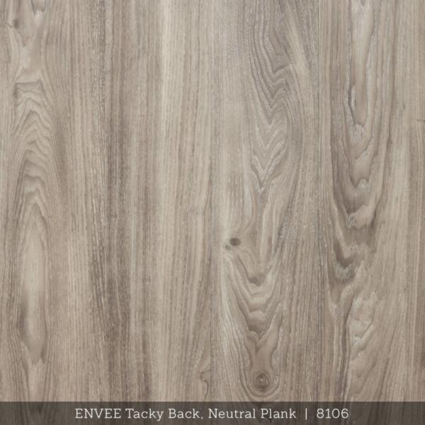 Envee Tacky Back, Neutral Plank