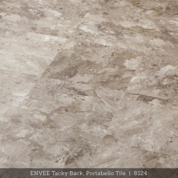 Envee Tacky Back, Portabello Tile
