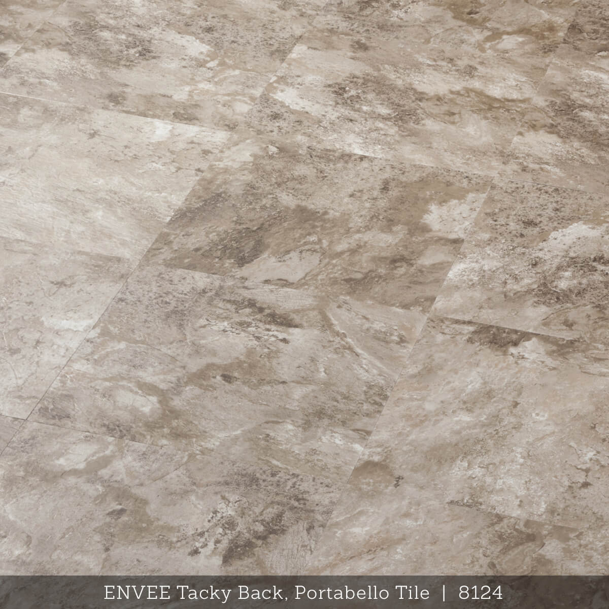 Envee Tacky Back, Portabello Tile